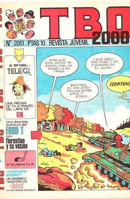 TBO 2000 - El TBO (Grapa) #2061