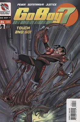 Go Boy 7 (Comic Book) #4