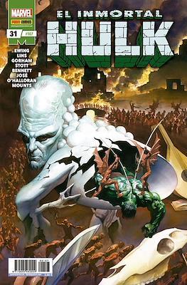 El Increíble Hulk Vol. 2 / Indestructible Hulk / El Alucinante Hulk / El Inmortal Hulk (2012-) #107/31