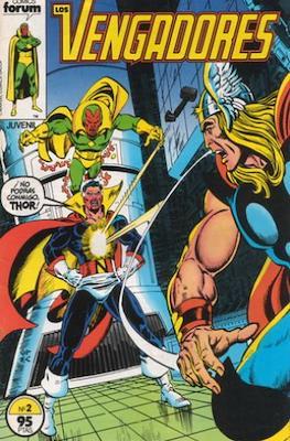 Los Vengadores Vol. 1 (1983-1994) #2