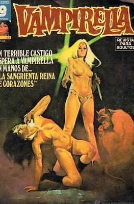 Vampirella (Revista Grapa) #33