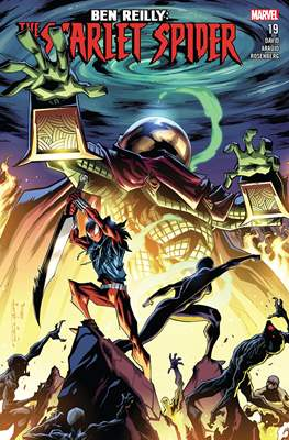 Ben Reilly: The Scarlet Spider (Comic-book) #19