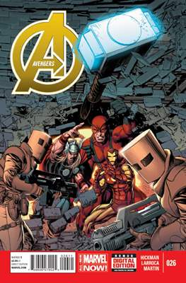 Avengers Vol. 5 (2013-2015) (Comic Book) #26
