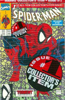 Spider-Man (Vol. 1 1990-2000 Variant Covers) (Comic Book) #1.4