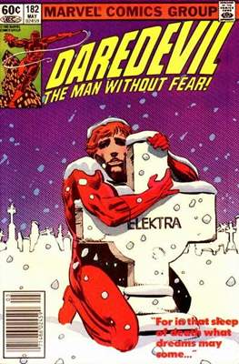 Daredevil Vol. 1 (1964-1998) (Comic Book) #182