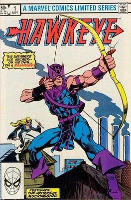 Hawkeye (Vol. 1 1983) (comic-book) #1