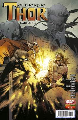 Thor / El Poderoso Thor / Thor - Dios del Trueno / Thor - Diosa del Trueno / El Indigno Thor (2011-) (Grapa) #78