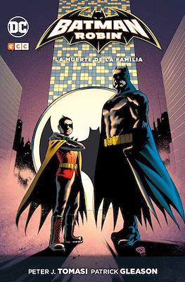 Batman y Robin de Peter Tomasi y Patrick Gleason (Cartoné 192 pp) #3
