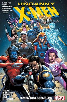 Uncanny X-Men Vol. 5 (2018-) (Softcover) #1