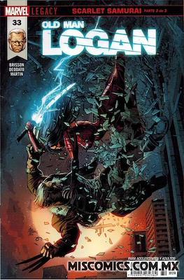 Old Man Logan (Grapa) #33