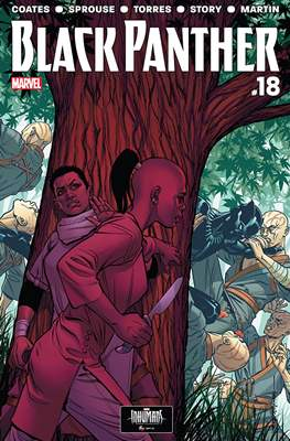 Black Panther (Vol. 6 2016-2017) (Digital) #18