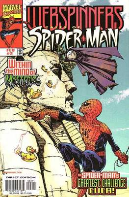 Webspinners: Tales of Spider-Man #2