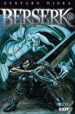 Berserk (Rústica con sobrecubierta) #15