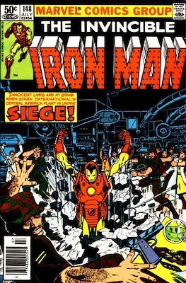 Iron Man Vol. 1 (1968-1996) (Comic book) #148