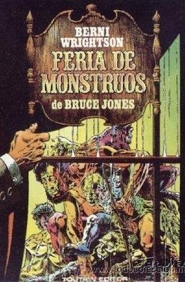 Feria de Monstruos de Bruce Jones