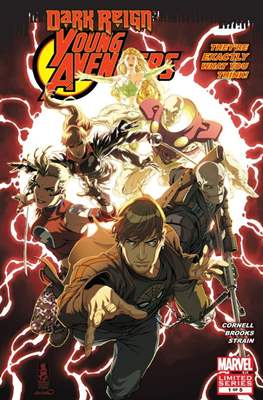 Dark Reign: Young Avengers (Comic-book) #1
