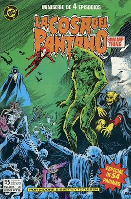 La Cosa del Pantano (1988) (Grapa 36-52 pp) #4