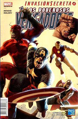 Los Poderosos Vengadores: Invasión Secreta (Grapas) #1