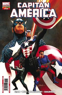 Capitán América Vol. 7 (2005-2011) (Grapa) #54
