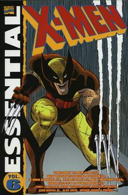 Essential X-Men (1999) (Softcover) #6