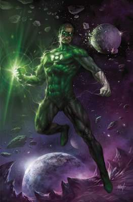 The Green Lantern Vol. 6 (2018-... Variant Cover) (Comic Book) #6