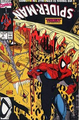 Spider-Man (Vol. 1 1990-2000) (Comic Book) #3