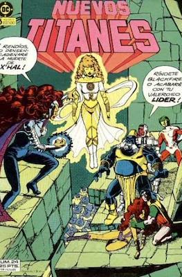 Nuevos Titanes Vol. 1 (1984-1988) (Grapa 40 pp) #24