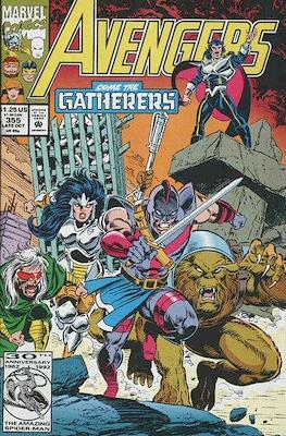 The Avengers Vol. 1 (1963-1996) (Grapa) #355
