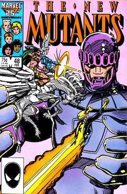 The New Mutants (Grapa) #48