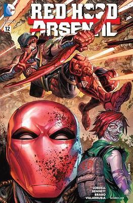 Red Hood / Arsenal (2015-2016) (Comic Book) #12