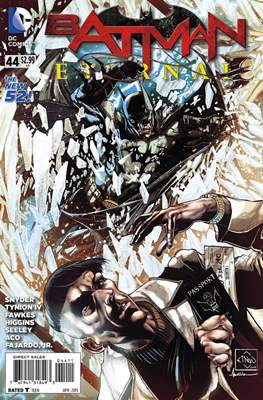 Batman Eternal (2014-2015) (Comic-Book) #44