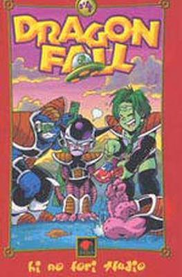 Dragon Fall (Grapa) #4