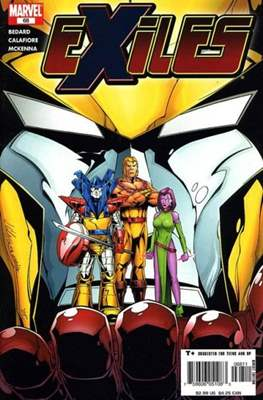 Exiles Vol 1 (Comic book) #68
