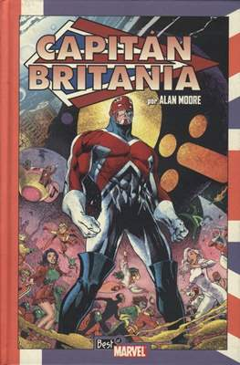 Capitan Britania. Best of Marvel Essentials