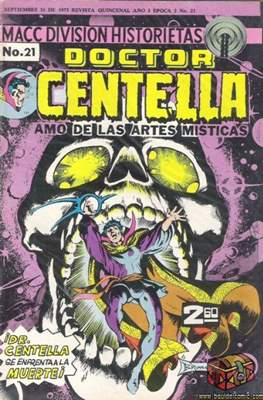 Doctor Centella (Grapa) #21