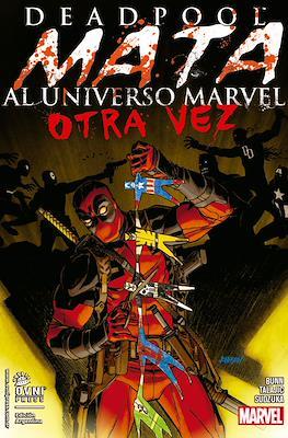 Deadpool Mata al Universo Marvel Otra Vez