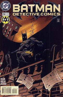 Detective Comics Vol. 1 (1937-2011; 2016-) (Comic Book) #704