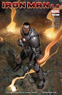 Iron Man 2.0 (Digital) #12