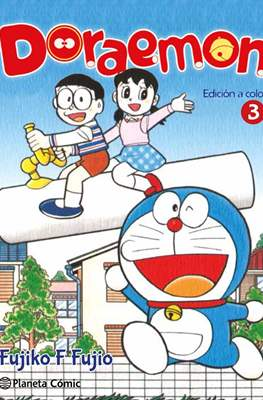 Doraemon (Rústica con sobrecubierta) #3