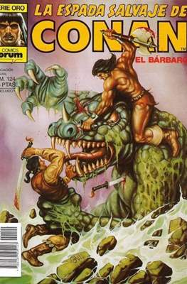 La Espada Salvaje de Conan. Vol 1 (1982-1996) #124