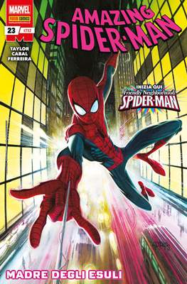 L'Uomo Ragno / Spider-Man / Amazing Spider-Man (Spillato) #732