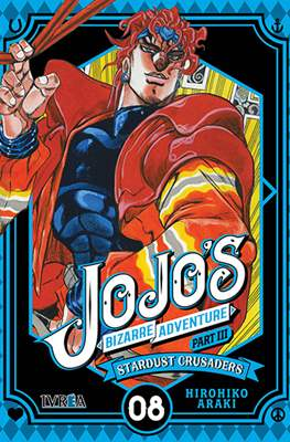 JoJo's Bizarre Adventure - Part III: Stardust Crusaders (Rústica) #8