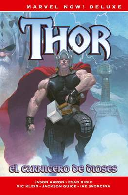 Thor de Jason Aaron. Marvel Now! Deluxe (Cartoné 312 pp) #1