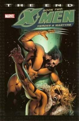 X-Men: The End (Softcover) #2