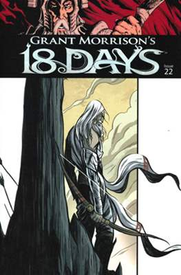 Grant Morrison's 18 Days (Comic Book) #22