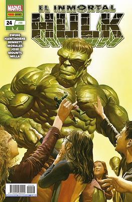 El Increíble Hulk Vol. 2 / Indestructible Hulk / El Alucinante Hulk / El Inmortal Hulk (2012-) (Grapa) #99/24