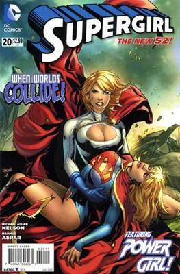 Supergirl Vol. 6 (2011-2015) (Comic Book) #20