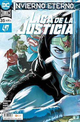Liga de la Justicia. Nuevo Universo DC / Renacimiento #113/35