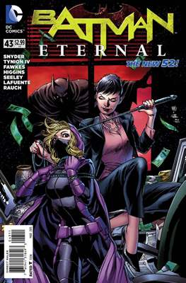 Batman Eternal (2014-2015) (Comic-Book) #43