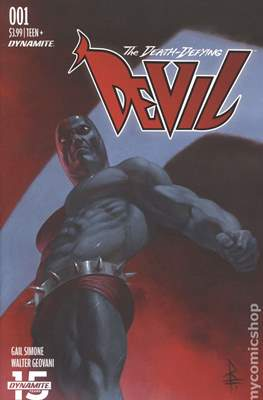 The Death-Defying Devil